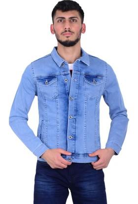 Little Cup-Ltc Jeans 110 Erkek Kot Mont - 18-1E683016