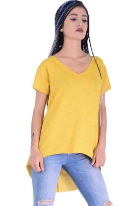 Lustrin 2610 Kadın Tshirt - 18-1B633031