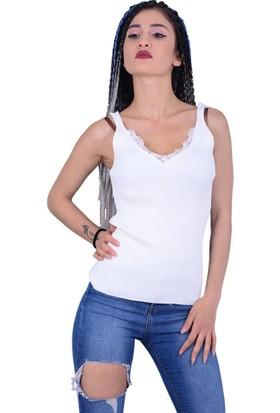 Qu Style 5210 Kadın Askılı Atlet - 18-1B732001