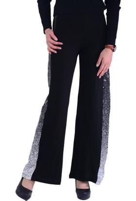 Buketli 6124 Kadın Pantolon - 18-1B745010