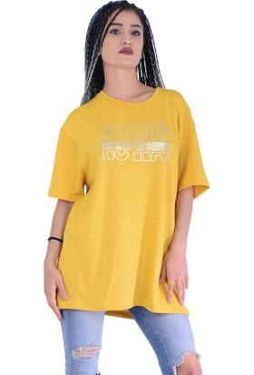 Firesh 1759 Kadın Tshirt - 18-1B577031