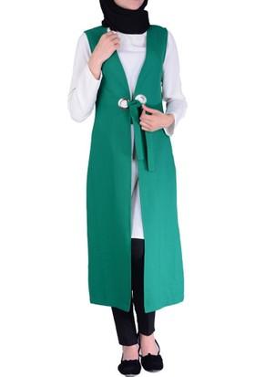 Rita 40430-92 Kadın Yelek Tunik Takım - 18-1B478019
