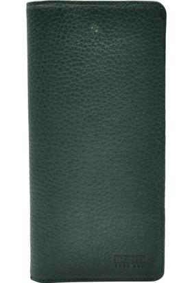 Bond 597-1005 Yeşil Erkek Cüzdanı
