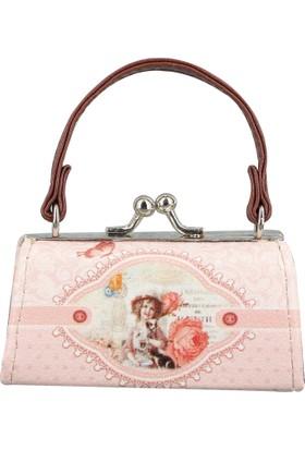 Mathilde Mathilde Mini Bozuk Para ve Anahtarlık Çantası