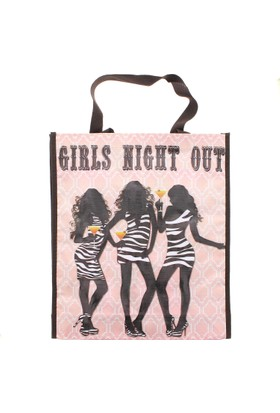 Mathilde Girls Night Out Alışveriş Çantası