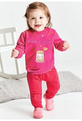 Wonder Kids Kız Bebek Sweatshirt