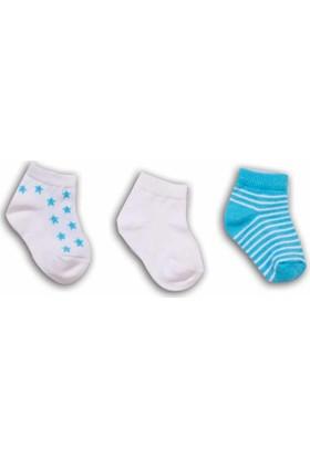 Wonder Kids Erkek Bebek Çorap