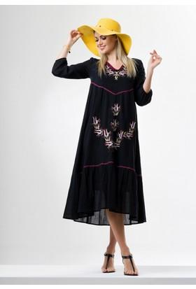 Eliş Şile Bezi Dilber Elbise