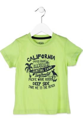 Losan Erkek Çocuk Kolsuz T-Shirt