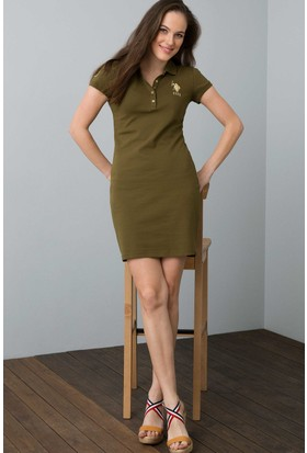U.S. Polo Assn. Örme Elbise 50187147-Vr111