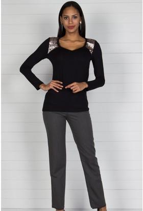 Pinkmark Kadın Antrasit Pantolon