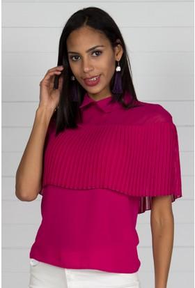 Pinkmark Kadın Fuşya Bluz