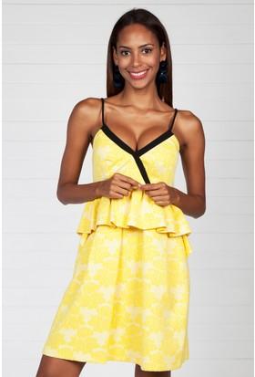 Pinkmark Kadın Sarı Elbise
