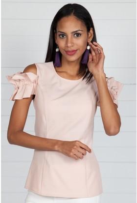 Pinkmark Kadın Somon Bluz