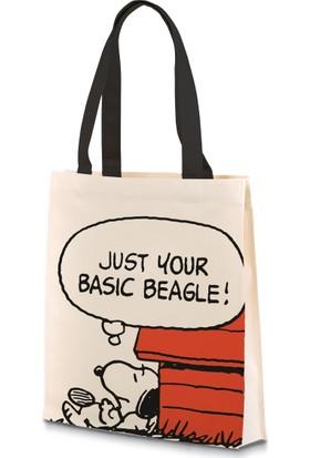 Snoopy Basic Beagle Bez Çanta