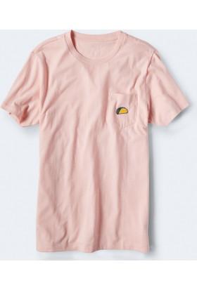 Aeropostale Baskılı Kısa Kollu T-Shirt