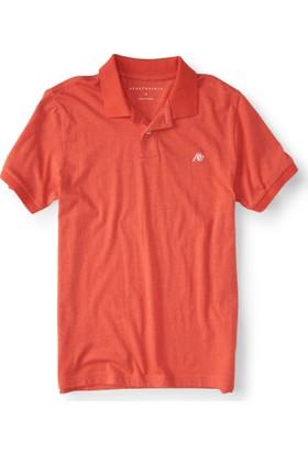 Aeropostale Kısa Kollu Polo T-Shirt