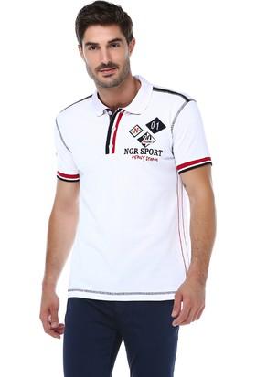 Negro Tsh.Samuel Polo Yaka Tshirt