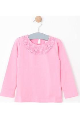 Soobe Kız Çocuk T-Shirt Pembe