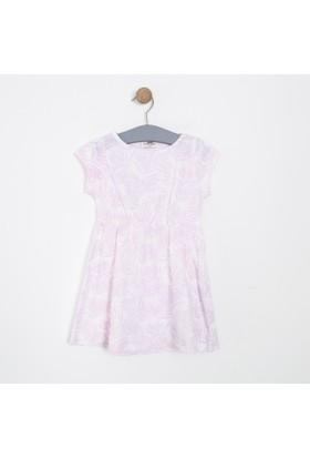 Soobe Kız Çocuk Elbise Pembe