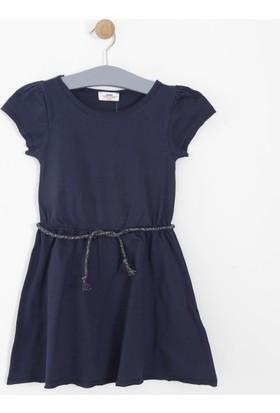 Soobe Kız Çocuk Elbise Lacivert