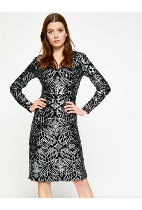 Koton Dilek Hanif For Koton Elbise