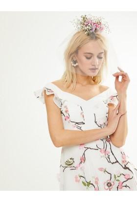 Koton Zeynep Tosun For Koton Elbise