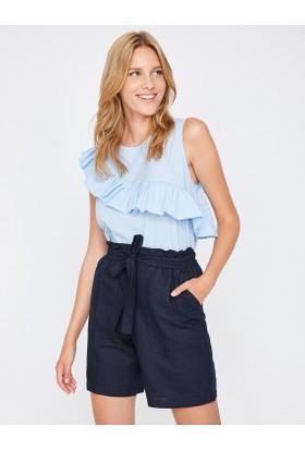 Koton Fırfır Detaylı Bluz
