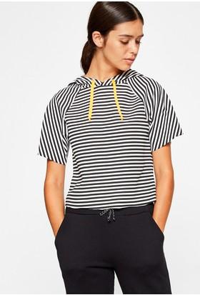 Koton Kapüşonlu Tshirt