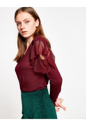 Koton Kol Detaylı Bluz