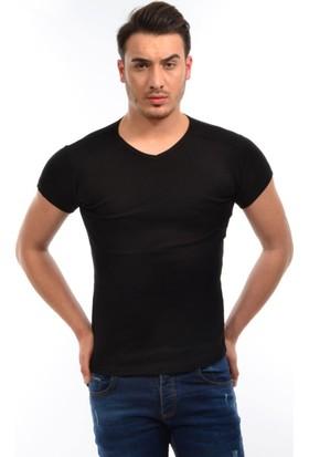 Dies Erkek V Yaka Tshirt