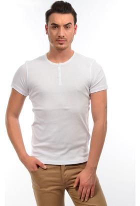 Dies Erkek Yaka Düğmeli Tshirt