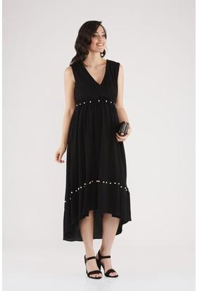 Lyn Devon Diana Elbise Siyah