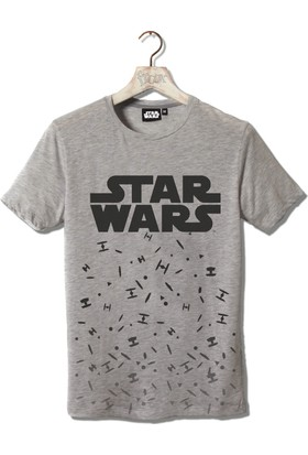 Star Wars Tie Fighter Erkek Tshirt