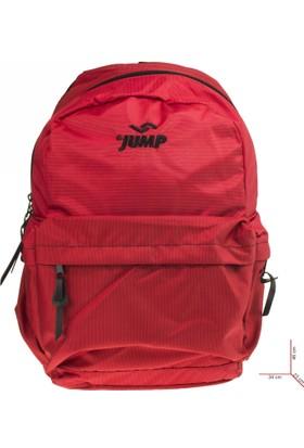 Jump 1050 8K Okul Kırmızı Unisex Çanta