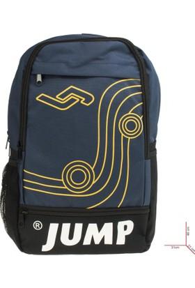Jump 1057 8K Okul Lacivert Unisex Çanta