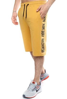 Madmext Fitness Hardal Sarısı Kapri 2413