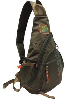 Volunteer Tek Askılı Bady Bags Sırt Çantası
