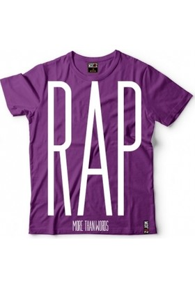 Yer6Store Rap - More Than Words T-Shirt - Mor