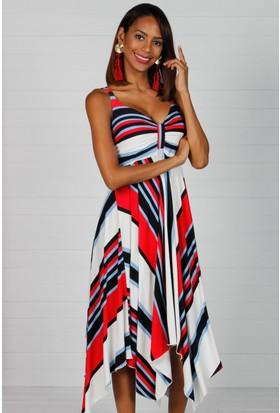 Pinkmark Kadın Renkli Elbise