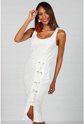 Pinkmark Kadın Kemik Elbise
