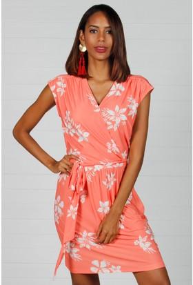 Pinkmark Kadın Oranj Elbise