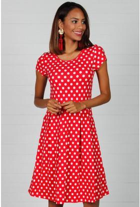 Pinkmark Kadın Kırmızı Elbise
