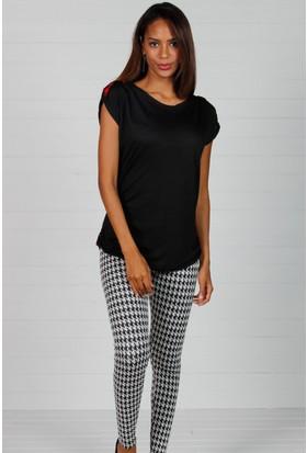 Pinkmark Kadın Siyah Pantolon