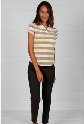 Pinkmark Kadın Kahve Pantolon