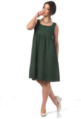 fa4d37e467899 Eliş Şile Bezi Yazlık Elbise ve Fiyatları - Hepsiburada.com