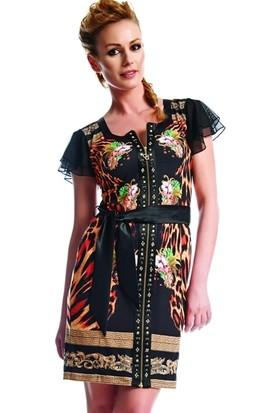 Dodona 1670 Tasarım Swarovski Taşlı Abiye Elbise