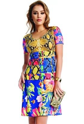 Dodona 1604 Tasarım Şık Elbise