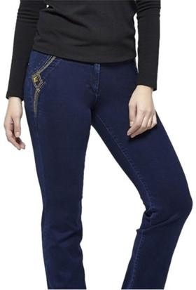 Dodona 2622 Tasarım Kot Pantolon