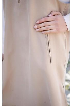 Abacı Kadın Camel Tunik Takım 11988-S29-48